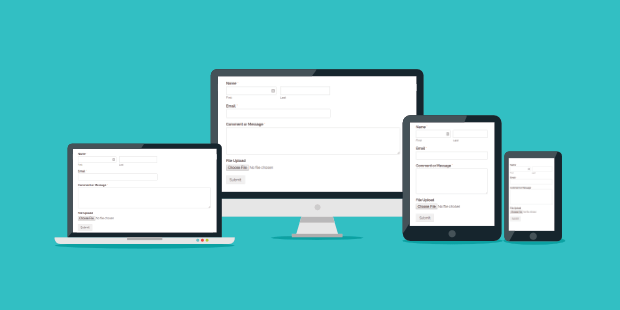 create mobile-friendly, responsive forms with wpforms