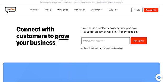 livechat bigcommerce app