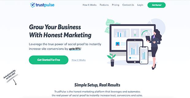 trustpulse bigcommerce app