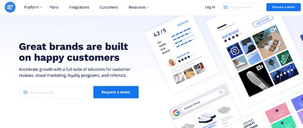 yotpo app for bigcommerce