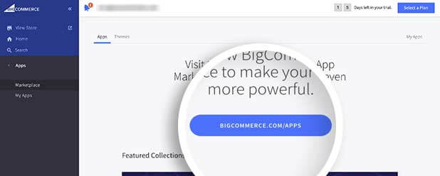 BigCommerce App Marketplace Link