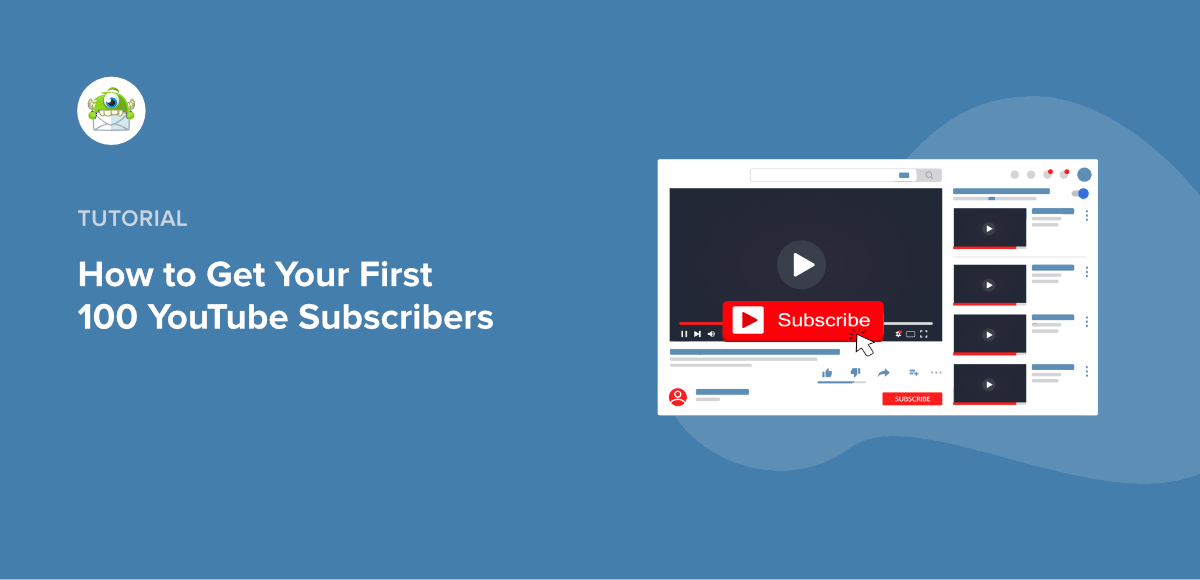13 Steps To Get Your First 100 Youtube Subscribers