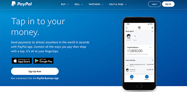 paypal mobile solutions
