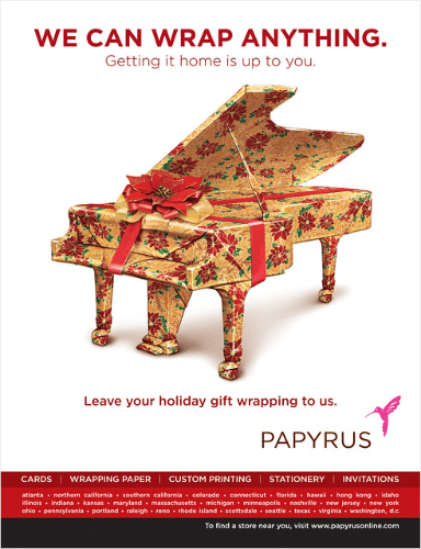 papyrus marketing