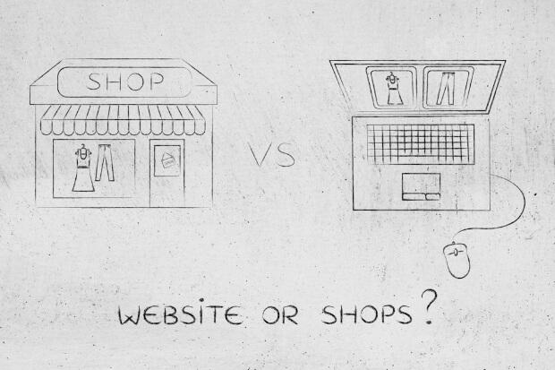 ecommerce-vs-retail-statistics