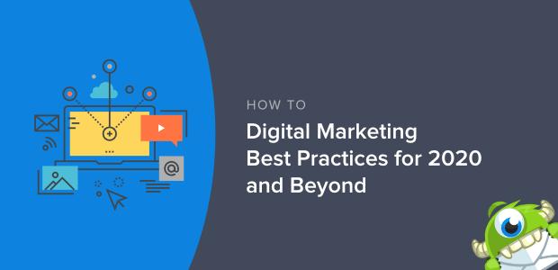 digital marketing best practices