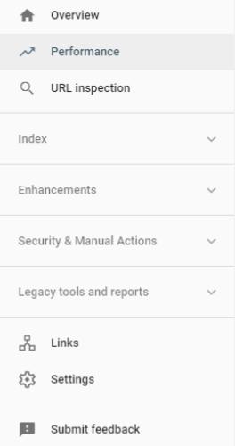 gsc toolbar