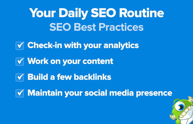 daily seo routine
