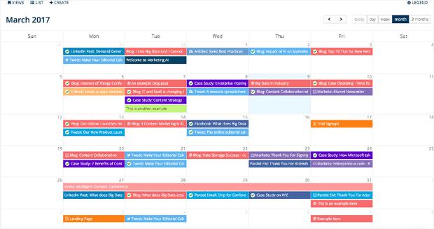 mintent editorial calendar
