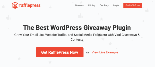 rafflepress-to-get-real-social-proof