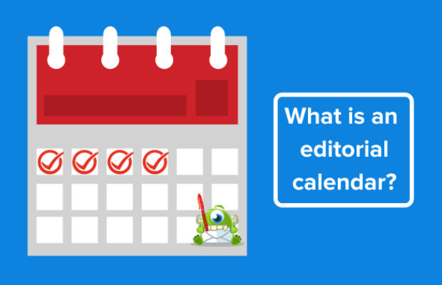 what is an editorial calendar