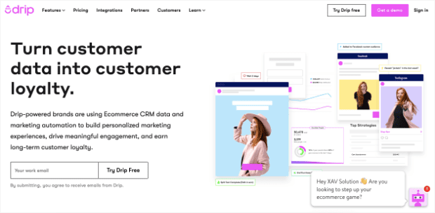 Drip homepage min