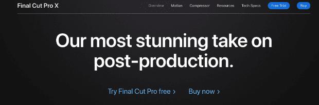 FinalCut Pro min