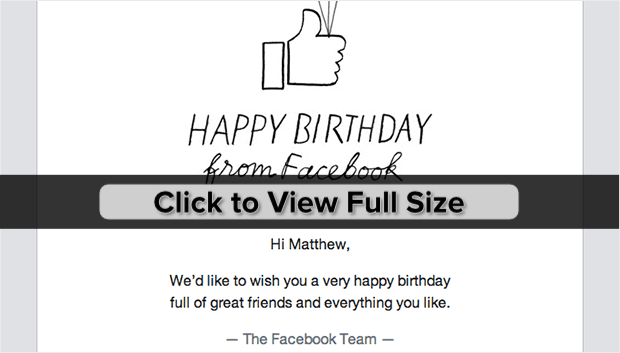 Happy-Birthday-Customer-Email-from-Facebook