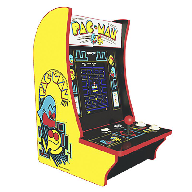 PacMan arcade game for affiliate marketing example