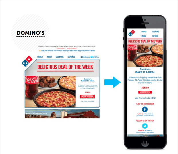 dominos-mobile-email