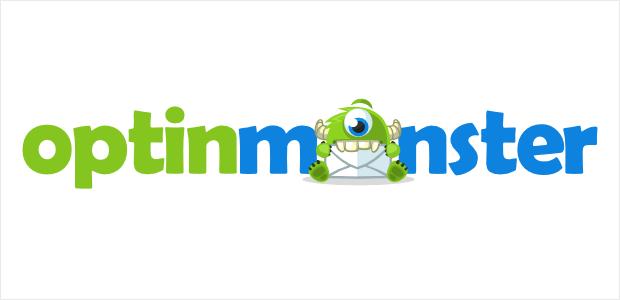optinmonster logo with white background