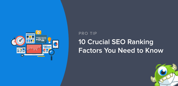 10 crucial seo factors featured image