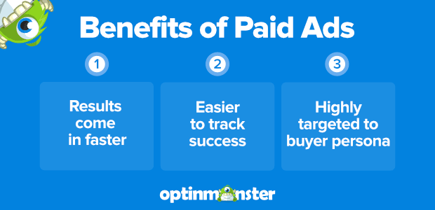 Benefits of Paid Ads for marketing your online course