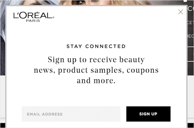 loreal-popup