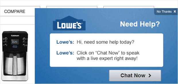 lowes-popup