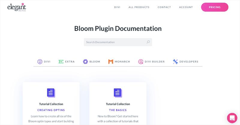 Bloom Plugin Documentation min