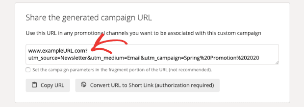Campaign URL Builder UTM URL min