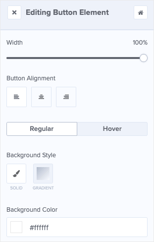 Edit Button Options