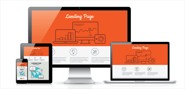 Landing Page image how to promote a product min
