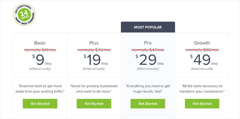 OptinMonster pricing page min