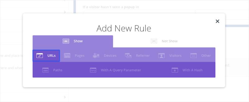 Sumo Display Rules