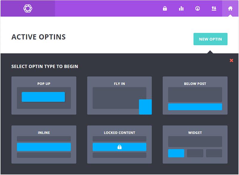 bloom new optin screen