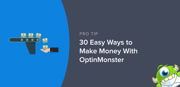 make money with optinmonster