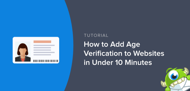 Age Verification Featured Image