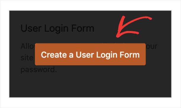 Create a User Login Form min