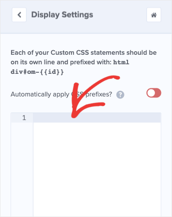 Custom CSS field box for your WooCommerce Login Popup