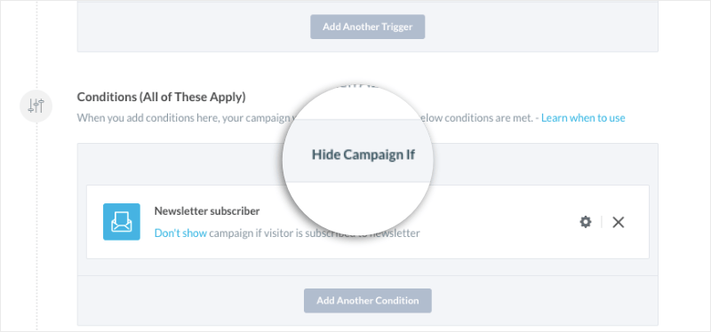 Hide-campaign-if-Sleeknote