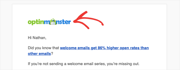 OptinMonster HTML email
