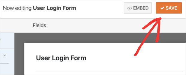 Save your WPForm min