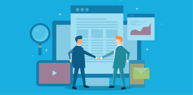 Qu'est-ce que l'image de marketing électronique B2B