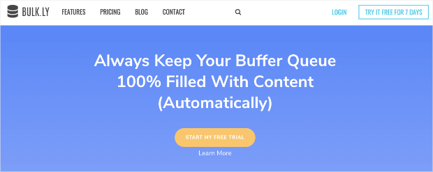 Bulkly case study for how does optinmonster work