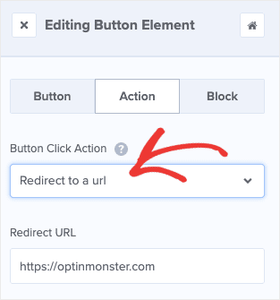 Change Button Action