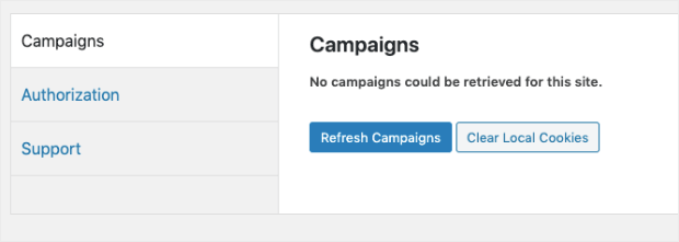 Manage OptinMonster campaigns from WordPress