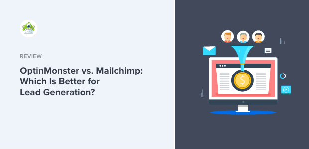 OptinMonster vs. Mailchimp - final featured image