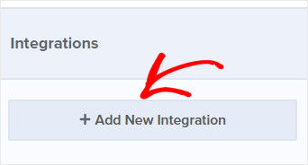 Add New OptinMonster Integration_