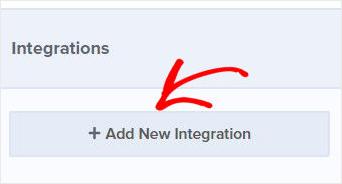 Add New OptinMonster Integration_
