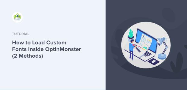 Custom Fonts featured image