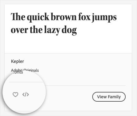 Kepler font from Adobe fonts min