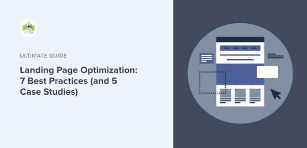 Landing Page Optimization Featured Image