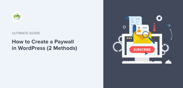 Paywall for WordPress featured image